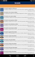 Screenshot of Norstedts stora spanska ordbok