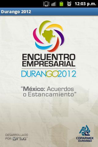 Encuentro Empresarial 2012