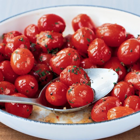 Sauteed Grape Tomatoes