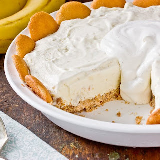 Banana Pudding Ice Cream Pie