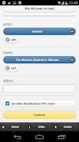 Screenshot of mDL - Music Downloader