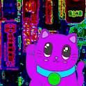 Kawaii Neko Ni Lucky Cat LW icon