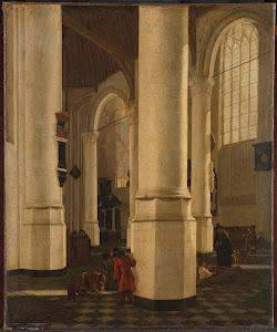 RIJKS: attributed to Hendrick Cornelisz. van Vliet: painting 1660