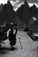 Screenshot of The Graveyard