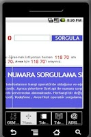 Screenshot of GSM Hat ve Telekom Sorgula Öde