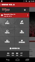 Screenshot of 2014 Rockstar Mayhem