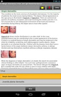 Screenshot of Color Atlas of Ped Dermatology