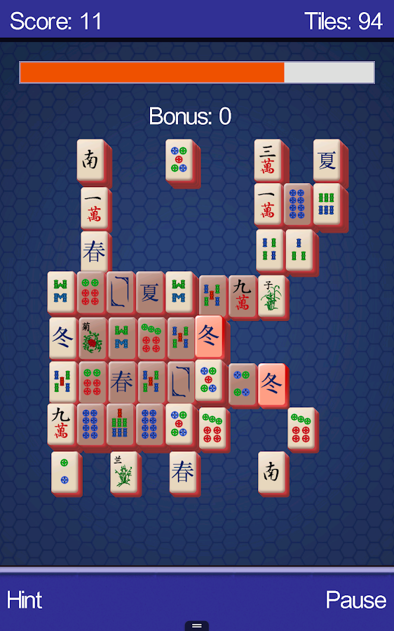 Mahjong (Full) Screenshot 3
