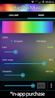 Screenshot of Hue Pro