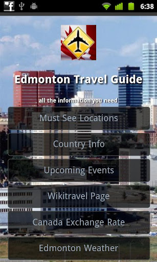 Edmonton Offline Travel Guide