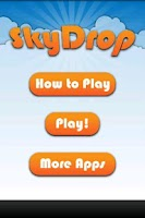 Screenshot of SkyDrop