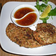 Chicken Filets With Pecan or Walnut Crust