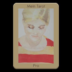 Cover art Mein Tarot Pro