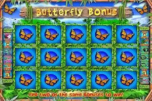 Screenshot of Monkey Money Slots