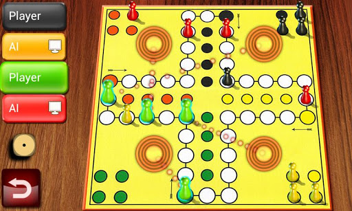 Ludo - Dont get angry - screenshot
