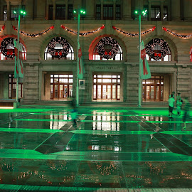 Forrest Place, Perth WA by Barbara Pobjoy - Buildings & Architecture Office Buildings & Hotels