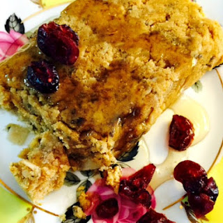 #CreativeCranberry Pumpkin Banana Loaf with Golden Girl Granola®