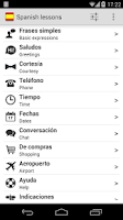 Screenshot of ¡Hola! - Learn Spanish