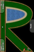 Screenshot of Mini Golf'Oid - Alphabet #1/2