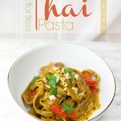 Effortless Thai Pasta
