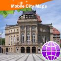 Chemnitz Street Map icon