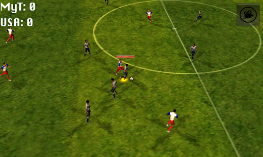 my team world soccer games cup APK for Bluestacks