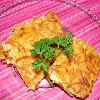 Cheddar Cheese Kugel Recipes