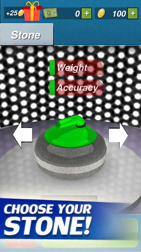 Curling 3D - screenshot