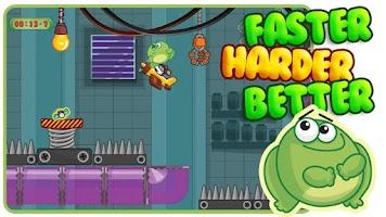 Screenshot of Toad Escape Free Platform Game