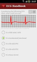 Screenshot of Heart ECG Handbook - Full