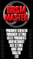 Screenshot of BDSM Master