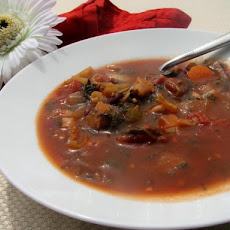 Low-Fat Minestrone Soup