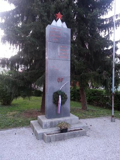 WW2 Memorial Moste