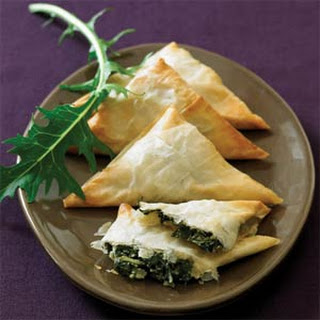Winter-greens Turnovers
