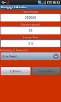 Screenshot of Loan Payment Calculator