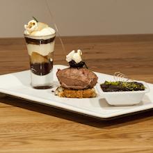 Dainty Desserts