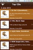 Screenshot of Eddie L. Long Mobile App