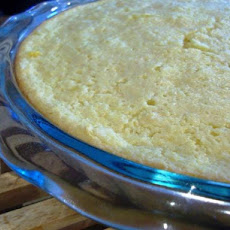 Pineapple Spoon Bread