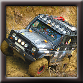 4x4 Russian SUVs Off-Road APK for Bluestacks