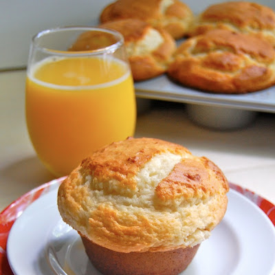 Simple Bakery-Style Muffins