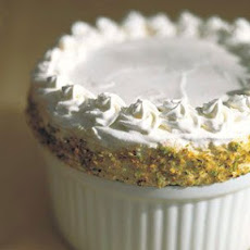Cold Lemon Soufflé