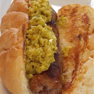 Yellow Mustard Relish Recipes