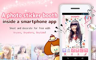 Screenshot of CoCoprin: Photo Sticker App