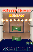 Screenshot of Shuriken Blow