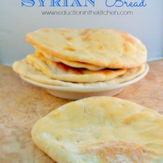 Syrian Bread- 1 Year Later