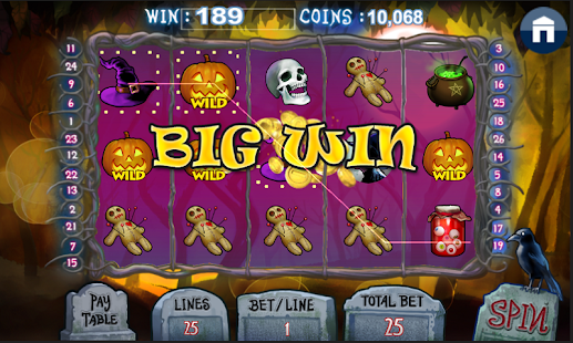 Game Halloween Slots Mania Gold apk for kindle fire ...