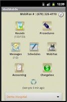 Screenshot of MedMobile