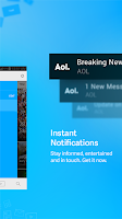 Screenshot of AOL: News, Mail & Video