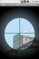 Screenshot of Remote Height Meter