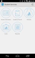 Screenshot of KSU Students e-Services